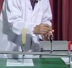初中物理实验:探究凸透镜成像规律【视频】