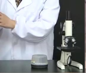 初中物理实验:认识和使用显微镜【视频】