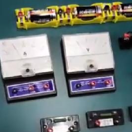 初中物理实验:探究导体中电流与电阻的关系【视频】